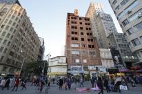 Ministério Público pede demolição do 'Esqueletão' no Centro da Capital