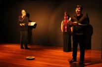 Aula-espetáculo de teatro tem sessão neste sábado em Porto Alegre