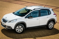 Peugeot apresenta série especial do 2008