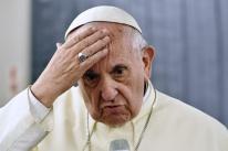 Em carta, papa Francisco condena 'atrocidades' de casos de pedofilia nos EUA