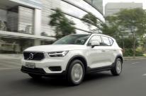 Gama completa: Volvo Cars lança versão de entrada T4 do XC40