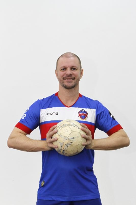 Renan Evaldt, presidente do Magia Esporte Clube