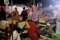 Terremoto deixa pelo menos 39 mortos na Indonésia