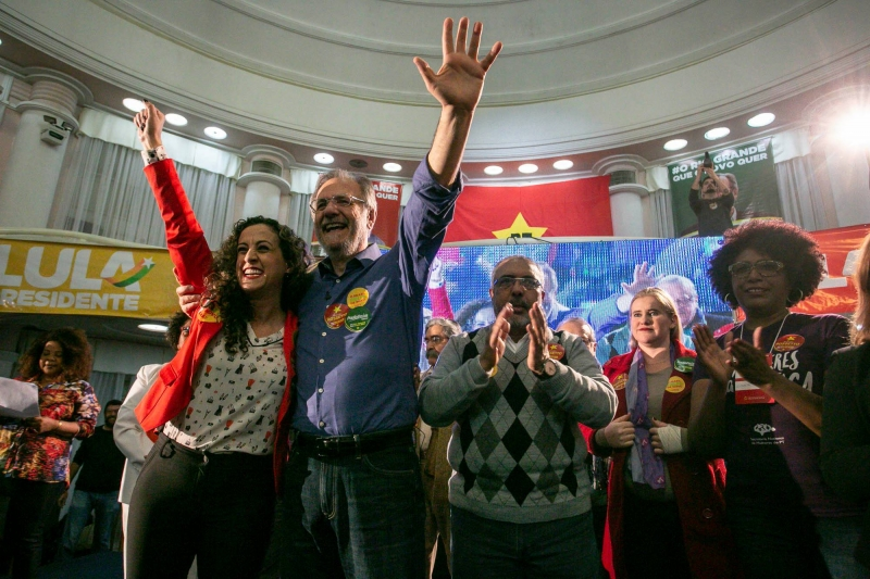 Ana Affonso e Miguel Rossetto são candidatos ao Piratini e Paulo Paim tentará reeleição ao Senado