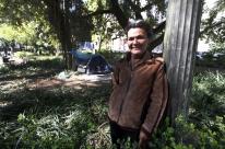Moradores de rua falam sobre desocupação