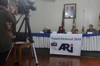 Rossetto defende experiências prévias de governo do PT no Painel Eleitoral ARI