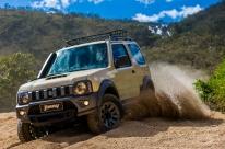 Suzuki acentua a vocação off road do valente Jimny