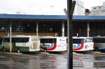 Caem viagens de ônibus devido ao coronavírus