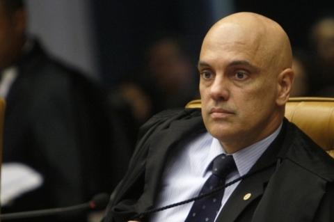 Hackers tentaram invadir Telegram do celular do ministro Alexandre de Moraes