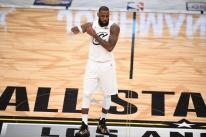 NBA divulga tabela e LeBron fará volta a Cleveland pelo Lakers em 21 de novembro