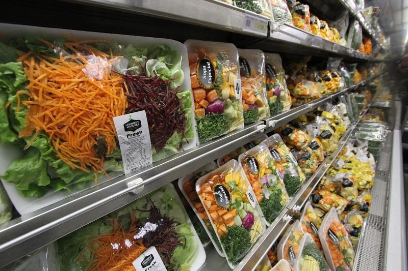 """Os """"fresh foods"""", produtos resfriados, refrigerados e perecíveis, estão em alta e refletem a mudança de estilo de vida dos consumidores"""