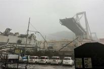 Autoridades já confirmam 22 mortos e 8 feridos em queda de ponte na Itália