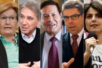 Por que o Rio Grande do Sul se tornou um celeiro de vice-presidenciáveis em 2018?