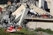 Queda de ponte em Gênova causa pelo menos 35 mortes