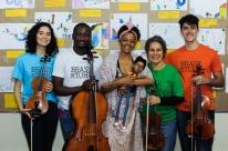 Rio Grande recebe concerto do projeto Brasil de Tuhu