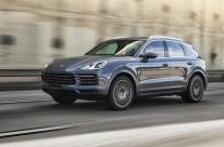 Terceira geração do Porsche Cayenne desembarca no mercado nacional reestilizado