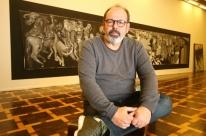 Figura do gaúcho é tema de exposição de Ricardo Giuliani no Margs