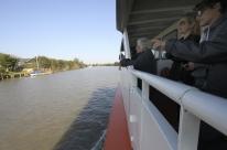 Barcos Porto Alegre 10 e Noiva do Caí viram concorridas opções para turismo náutico na Capital