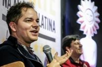 Trajetória de Carlos Saldanha é reconhecida em Gramado