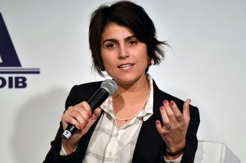 Manuela diz à PF que parte da troca de mensagens com hacker sumiu