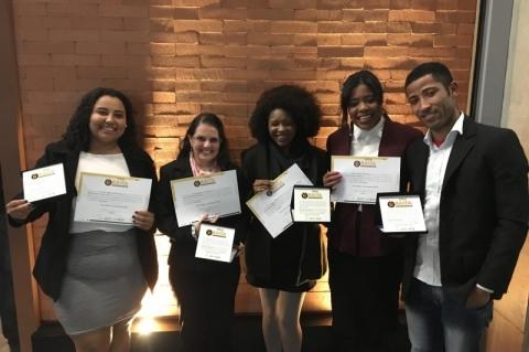 Confira quem foram os jovens vencedores do Prêmio Baita Empreendedor