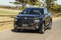 Fiat lança nova versão top de linha da picape Toro