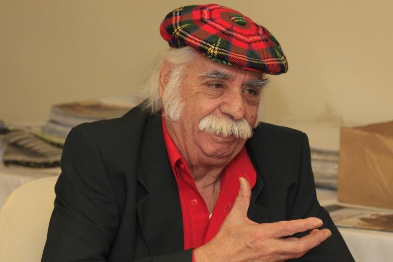 Folclorista foi um dos fundadores do Movimento Tradicionalista Gaúcho