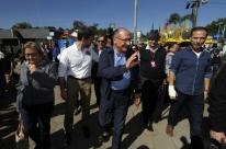 Geraldo Alckmin defende porte de arma no campo