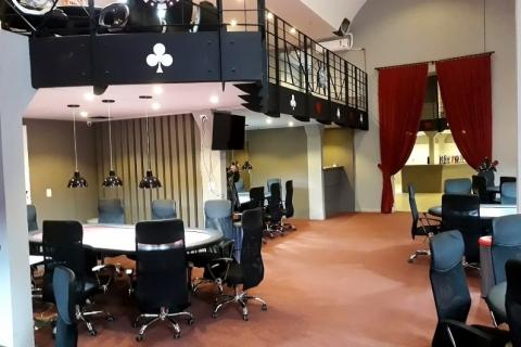 Clube de pôquer abre as portas na quinta-feira no Shopping Total