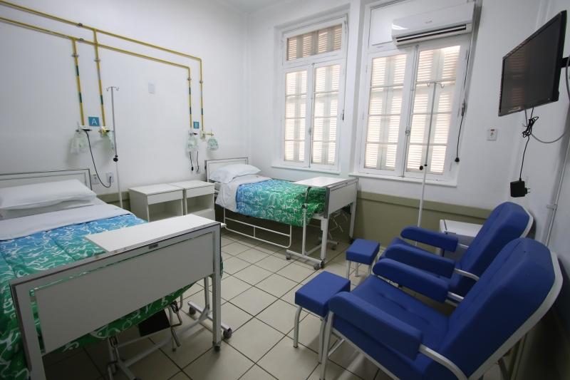 Próximo passo da Associação São Miguel é reabilitar o bloco cirúrgico, com dez leitos de UTI e 26 de enfermaria
