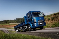 Cargo 3031 8x2 é opção inédita na gama da Ford