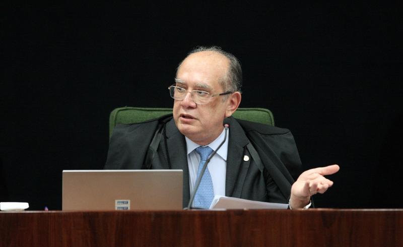 Gilmar Mendes substituiu a prisão preventiva por três medidas cautelares