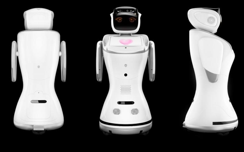 XRobô fechou contrato para distribuição de humanoides chineses