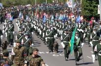 Tradicional desfile de Sete de Setembro ocorre a partir das 10h de sábado em Porto Alegre