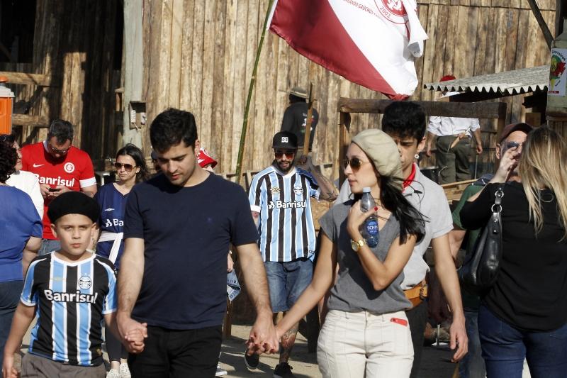 Local teve grande visitação ao longo do feriadão do Dia da Independência