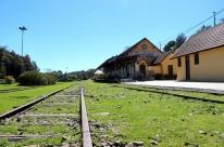 Estação férrea completa 100 anos de inauguração