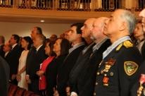 Sessão solene celebra centenário da Justiça Militar do Estado