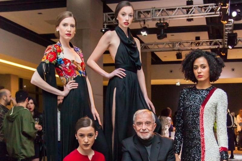 Projeto do empresário visa preservar o acervo da marca, além de fomentar a pesquisa na área da moda