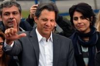 Haddad lidera no 1º turno quando apresentado como indicado de Lula, diz Vox Populi