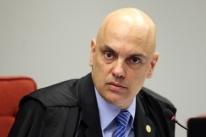 Moraes será relator de inquérito sobre suposta interferência na Polícia Federal