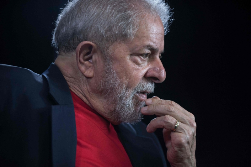 Defesa de Lula protocolou o pedido de liberdade do ex-presidente em Curitiba nesta sexta-feira