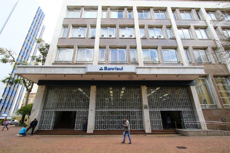 A privatização do Banrisul não foi incluída no plano de recuperação fiscal