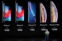 Apple anuncia três novos iPhones em evento na Califórnia
