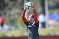 'Não vamos perder nosso foco', diz Marcelo Lomba