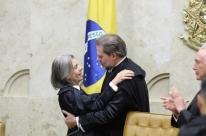 Dias Toffoli assume a presidência do Supremo