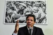 'Lula seria ouvido, mas quem assina lei é o presidente da República', diz Haddad