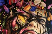 Pintura hiper-realista de Patrick Rigon em exposição na Ecarta