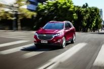 Chevrolet eleva nível de segurança do Equinox