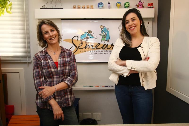 Startup Semear despertou a veia empreendedora de Francéia e Patrícia