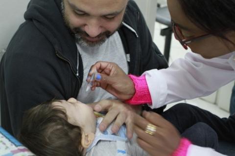 Casos de sarampo aumentam 20% em uma semana em São Paulo